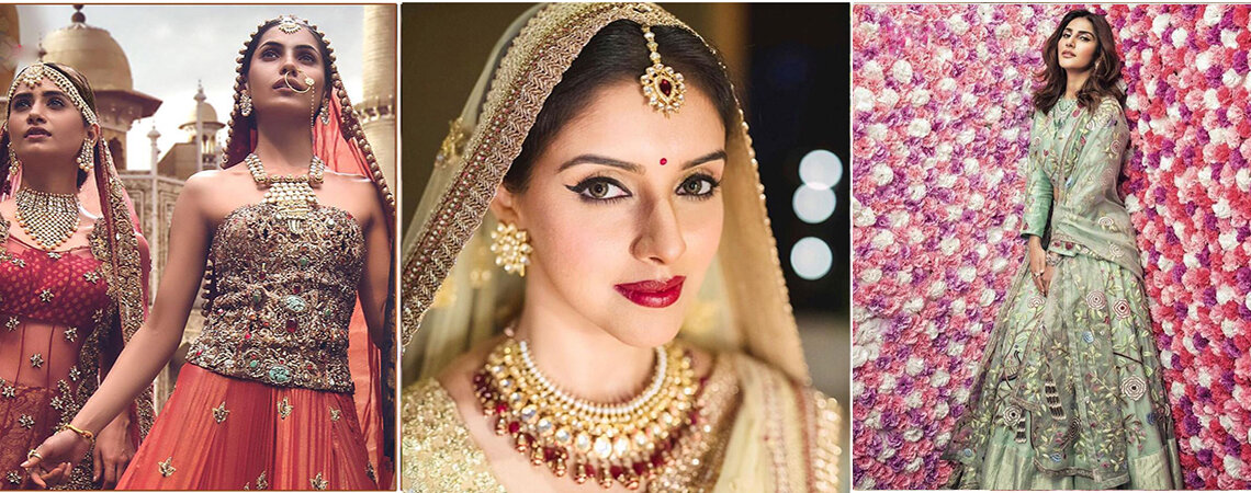 How to choose wedding jewellery to match your outfit