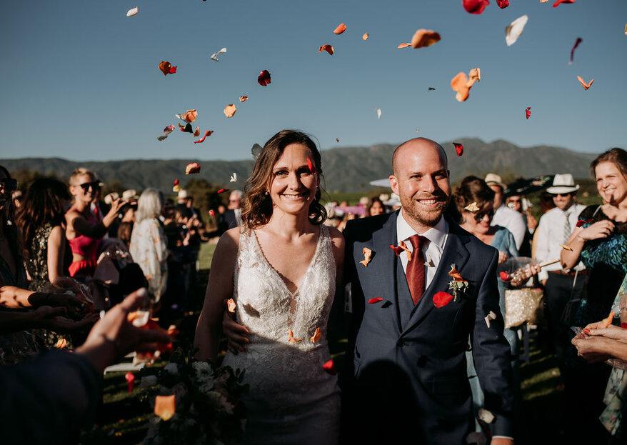 Proveedores a tener en cuenta para el día de tu matrimonio