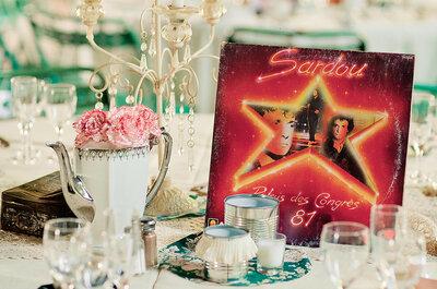 Le mariage vintage est LA tendance phare de l'année 2015 : quelques tricks pour vos préparatifs !