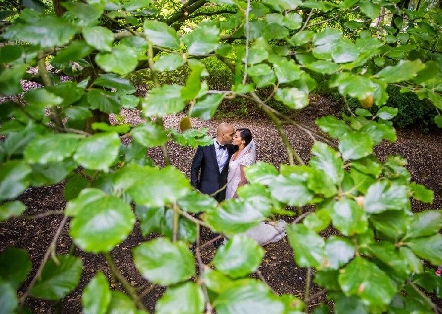 Hoeveel foto's maakt een trouwfotograaf tijdens een bruiloft?