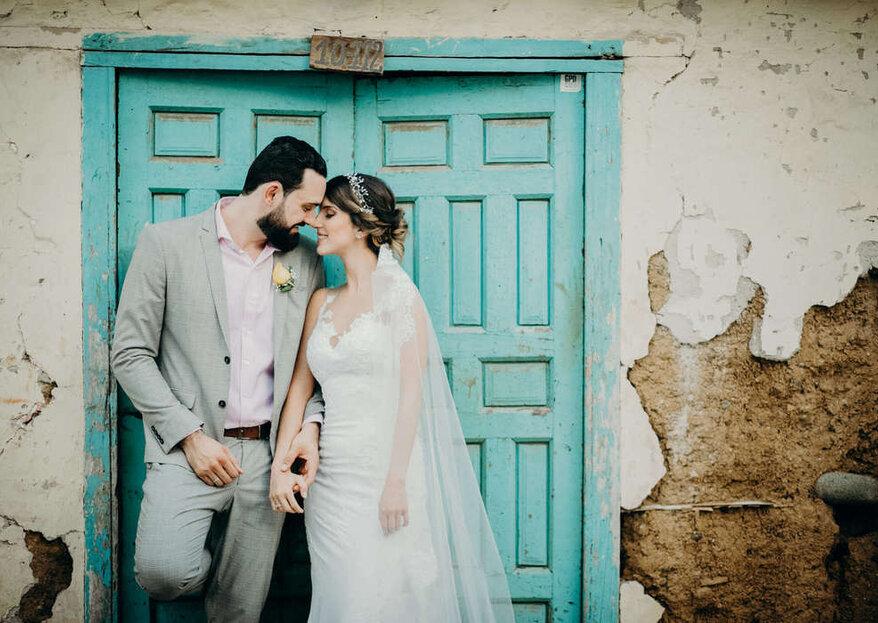 10 tradiciones de boda que puedes romper: ¡cásate como quieres!