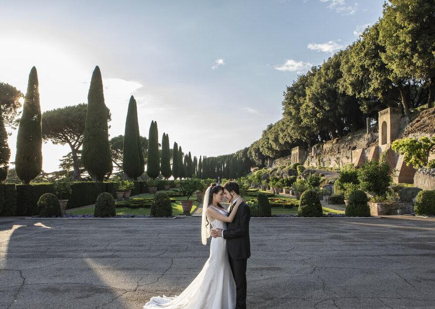 Studio Kenobi e la rivoluzione della fotografia di matrimonio a Roma