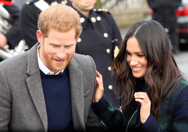 Meghan Markle and Prince Harry Are Expecting Their First Child!