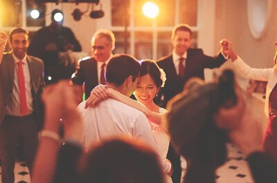The best first dance songs for your 2016 wedding!