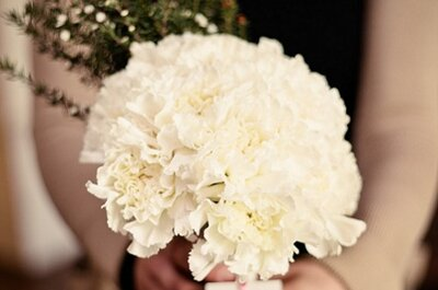 Brautsträuße von Ana Jordao entworfen
