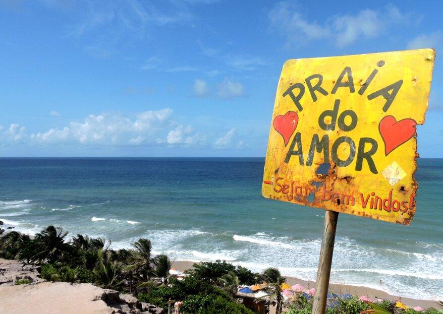 Praias para lua de mel e outros destinos baratos no Brasil