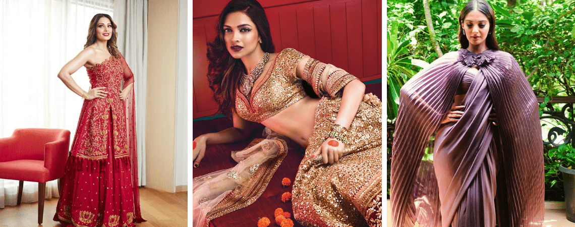 The Ultimate List Of Indo-Western Ensemble These Bollywood Celebrities Wore!