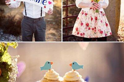 Sessão de fotos pré-casamento inspiradas no dia de São Valentim