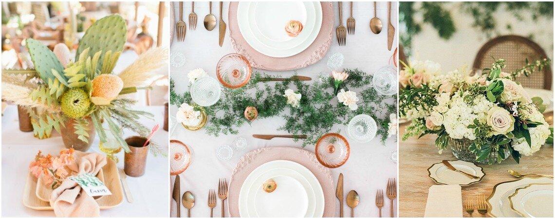 58 centres de table pour mariage : des réalisations canons pour une décoration au top