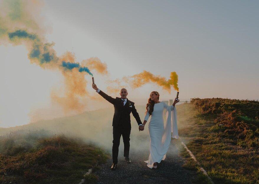 Helechos Azules, un equipo de fotografía que os brindará con un reportaje creativo, natural y de lo más auténtico