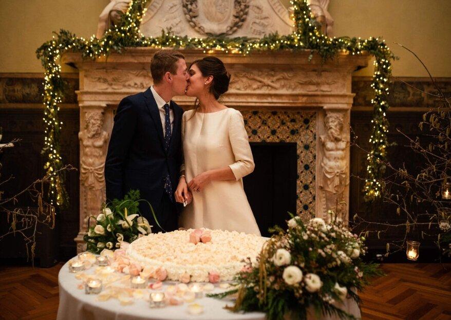 Si, ti voglio, l'angelo custode delle tue nozze da sogno: romantiche, creative e fantasiose!