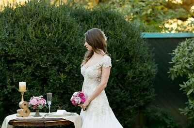 Der letzte Schliff: Auf diese Kleinigkeiten kommt es am Tag der Hochzeit an!