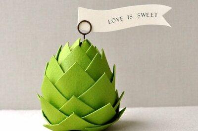 3 ideas para decorar una boda con tendencia ecológica
