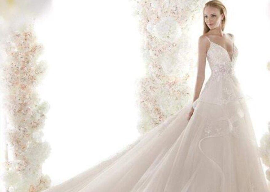 NICEA Mariage : une boutique de robes de mariée réunissant les créateurs en vogue !