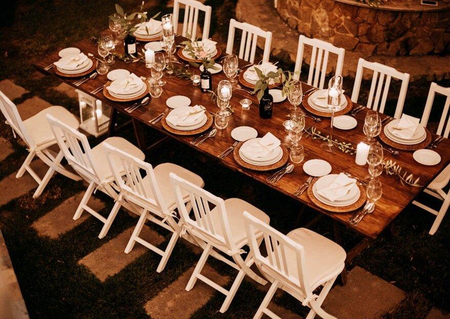 As quintas que são um verdadeiro tesouro: explore-as no dia do seu casamento!