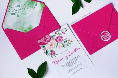 Empresas de tarjetas de invitación para matrimonio en Cartagena: ¡Las 4 mejores para tu celebración!