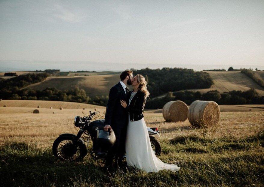 Futurs mariés, il est temps de faire la sélection de votre tenue en ligne !