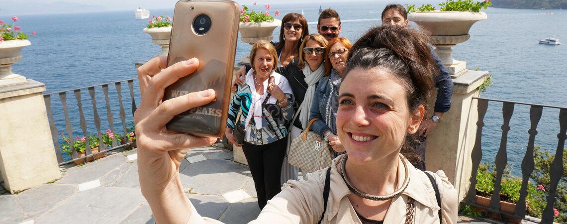I found my blog in Portofino 2018: un press tour alla scoperta delle perle del Tigullio