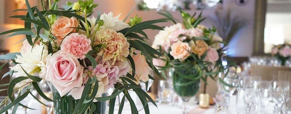 Compositions florales originales et élégantes :  Aude Rose sublimera avec talent et poésie votre grand jour