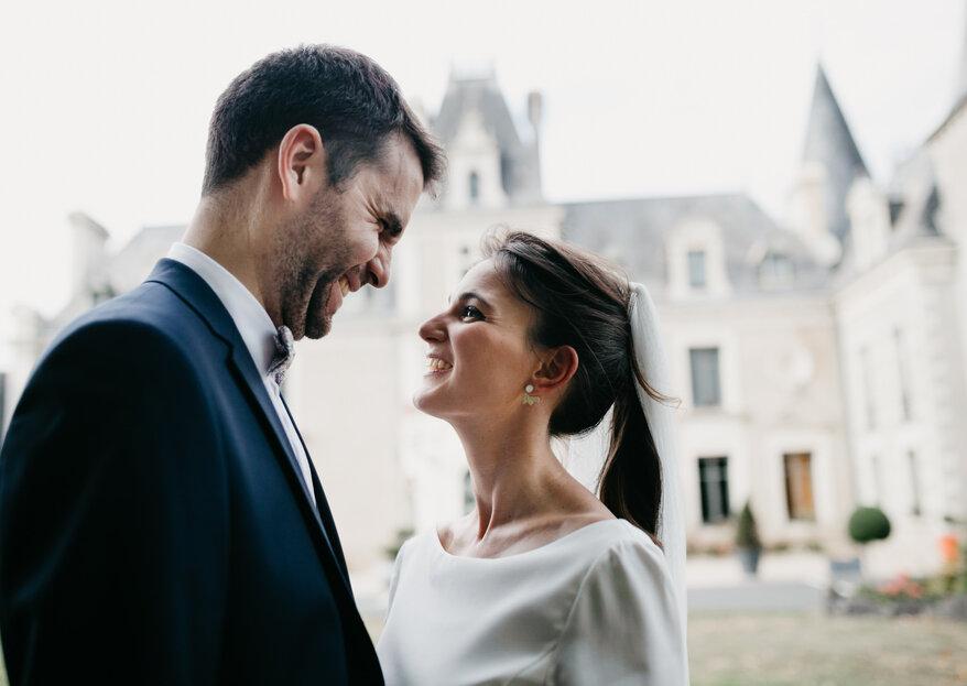 Tiphaine et Martin : un mariage parfaitement orchestré dans la joie et la bonne humeur