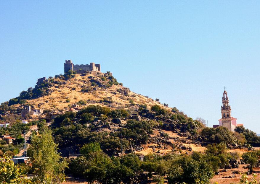 Los 10 pueblos más bonitos de Extremadura para visitar en pareja