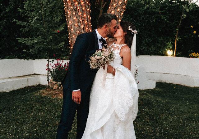 Desde Roma con amor: la espectacular boda de Lurdes y Roberto