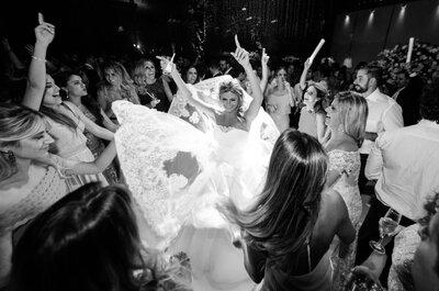 Música ao vivo no casamento: como escolher a melhor banda de acordo com seu estilo!