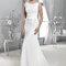 Elegancka suknia ślubna, Foto: Agnes 2015