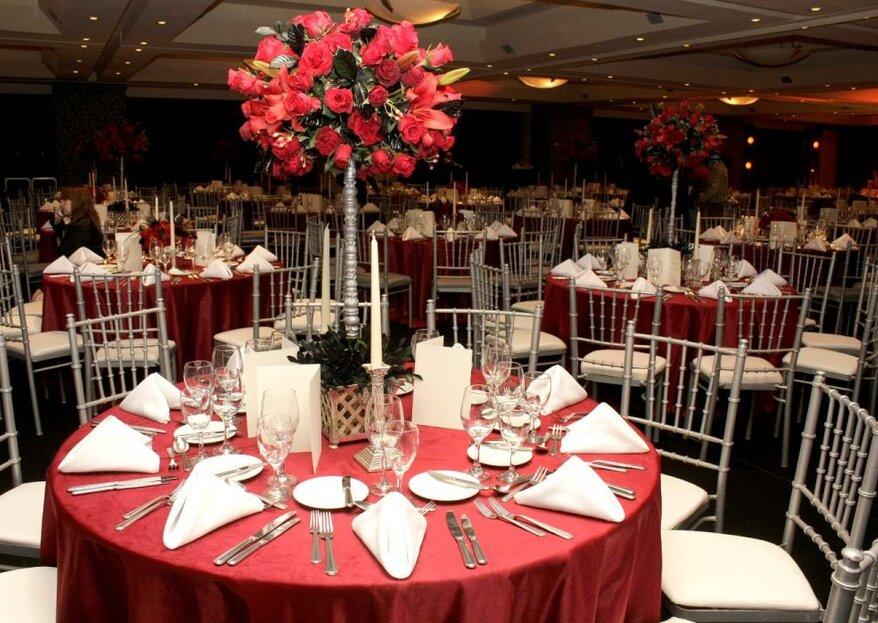 Porqué elegir un hotel de lujo para tu boda: ¡Cuatro facilidades que no te imaginabas!