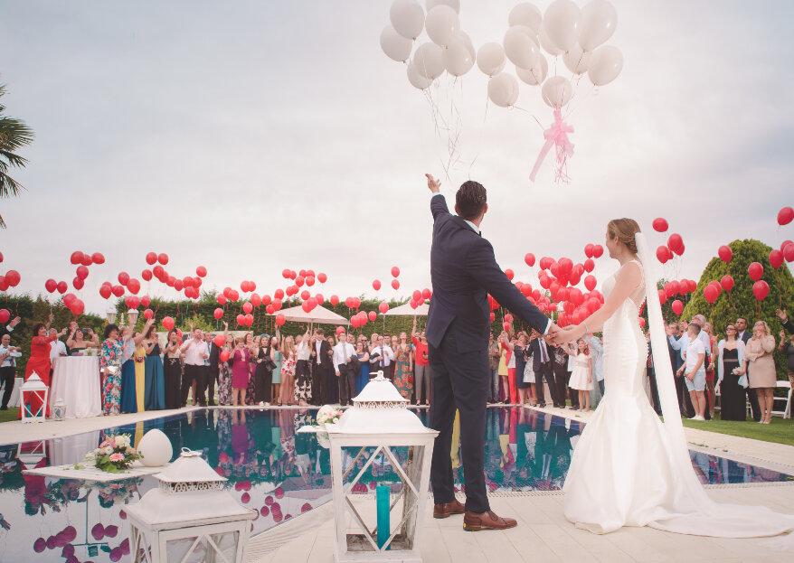 Descubre los 100 errores más frecuentes de los novios al organizar su matrimonio