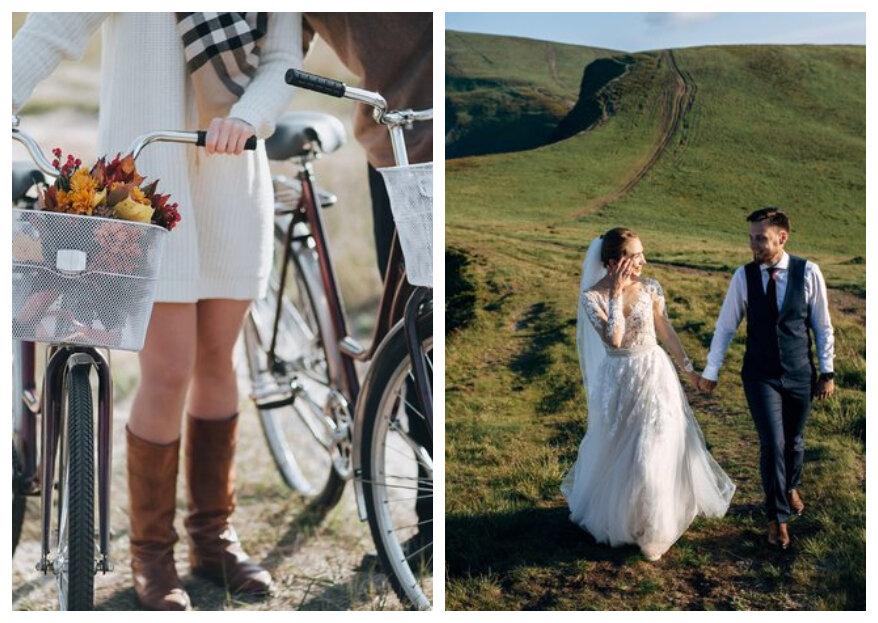Hoe organiseer je een ecologische bruiloft? Duurzaam feestvieren in slechts 5 stappen!
