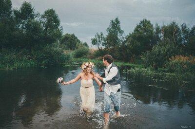 Свадьба под открытым небом: практические советы по организации