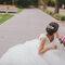 Fryzury ślubne 2015: kok ze spinką we włosach, Foto: People Producciones