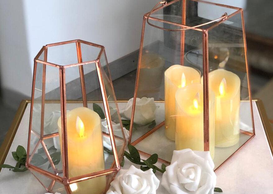 Sorteo en Instagram: dos candelabros que son tendencia estrella en decoración