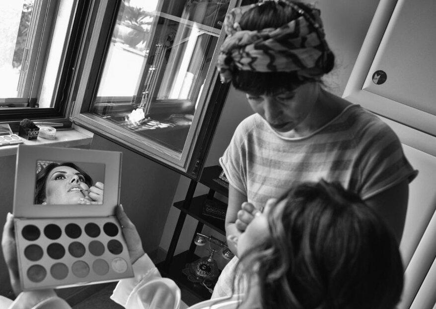 Che relazione c'è tra psicologia e make-up? Ce lo spiega Marianna Glamary Picarone