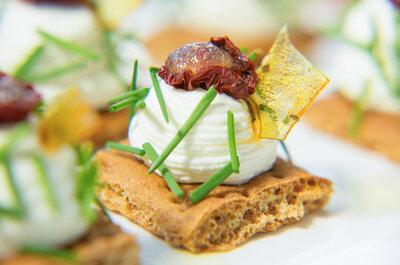 Glutenfreies Hochzeitsmenü & Hochzeitstorte - so denken Sie an all Ihre Hochzeitsgäste!