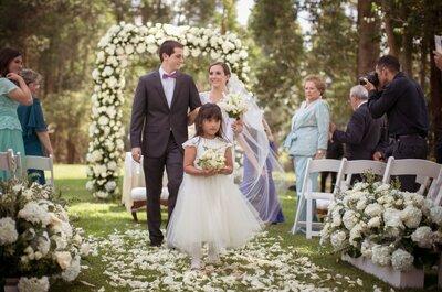 Llegó la novia: ¡vive tu boda antes de casarte!