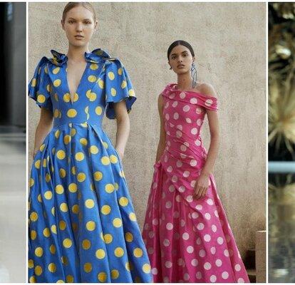 Vestidos De Fiesta 2018 Las Tendencias Más Chic Para Ser