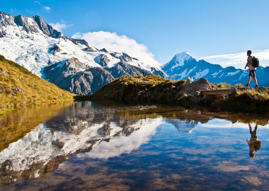 Luna de miel en Nueva Zelanda: ¿te suena el Señor de los Anillos o Narnia?