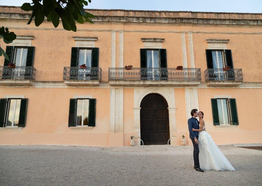 Tenuta Giardini Nuovi, un angolo di paradiso tra storia e natura dove ambientare le vostre nozze