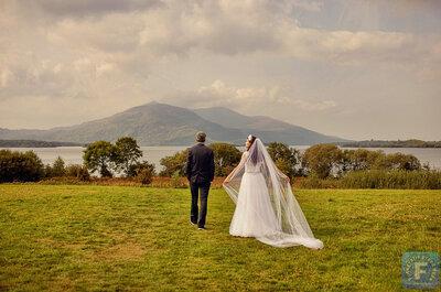 Sesja ślubna w lesie, zamku, jeziorze...miłość siłą natury!
