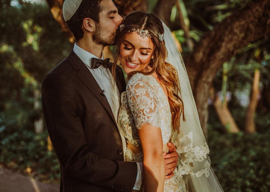 9 emociones que sentirás al ver tus fotos de boda
