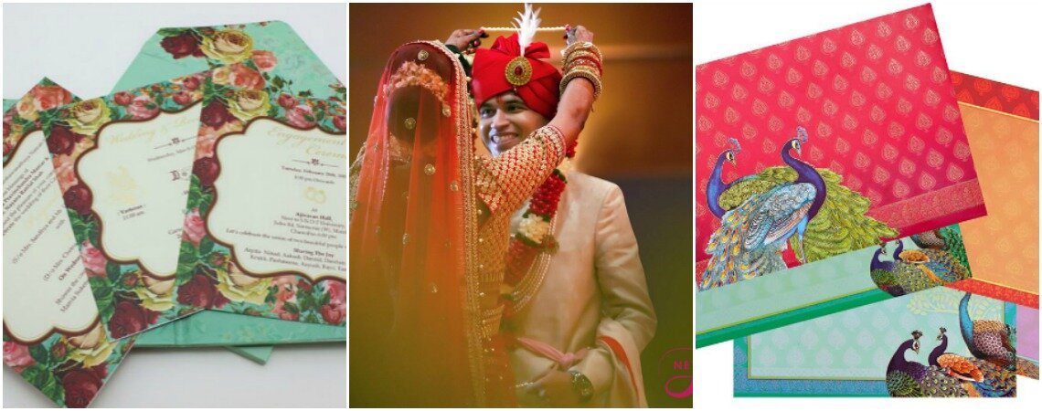 Top 6 wedding invitation card designers in Jaipur
