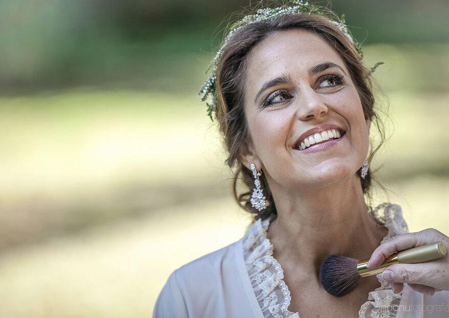 9 reglas de belleza que toda novia debe seguir