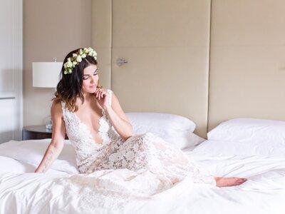 Ein Tag als Braut - Wunderschöne Hochzeitsinspirationen von Bloggerin Georgia