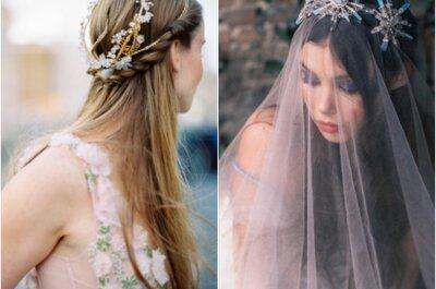 ТОП10: Свадебные аксессуары и украшения в Москве