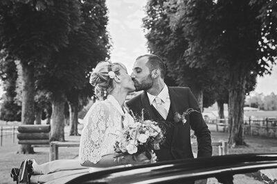 7 choses à ne jamais dire aux mariés le jour de leur mariage