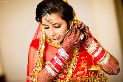 Top 5 wedding makeup artist in Mansarover, Jaipur