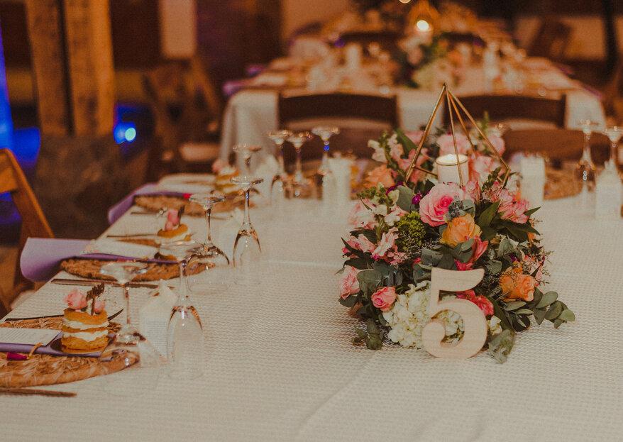 Las bodas de Angélica Zapata Wedding Planner: ¡una experiencia en cada momento!