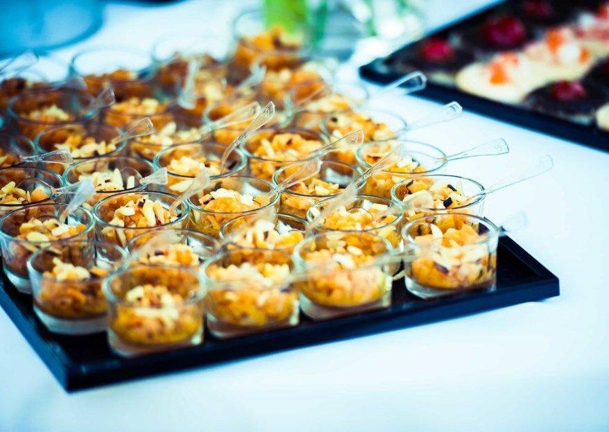 Verrine sucrée salée de mariage : les 10 plus belles recettes dénichées sur Pinterest